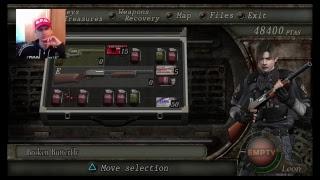 Resident Evil 4 speed run без торговца