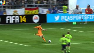 مباراة ضد خالي #3  | Fifa 14