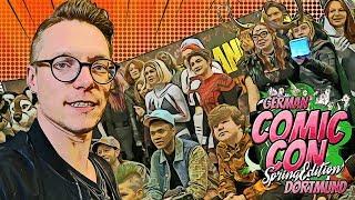 Comic Con Spring Dortmund 2019 | Vlog Teil 1
