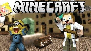 [GEJMR] Minecraft - Assasínský Murder 🗡️😮 Každý je zabiják!