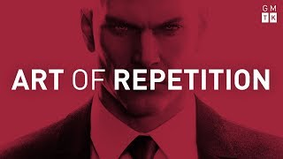 Hitman, and the Art of Repetition | Game Maker's Toolkit(You'll probably suck at Hitman when you first play it. But that's okay: the game makes deft use of repetition to turn you into a master player, and close the skill gap ..., 2016-06-01T15:27:40.000Z)