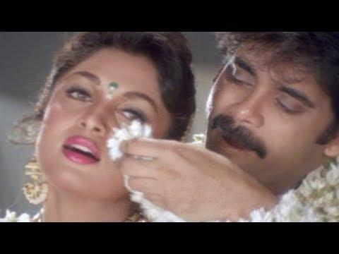 Nagarjuna & Ramya Krishnan First Night Comedy Scenes | Comedy Express