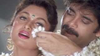Nagarjuna & Ramya Krishnan First Night Comedy Scenes | Comedy …