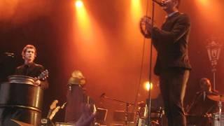 Kaizers Orchestra - Støv og sand @ Øyafestivalen 2011