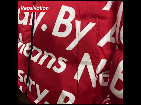 6bbe8acf4 Supreme x TNF By All Means Necessary Replica Jacket