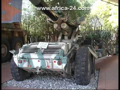 National War Museum South Africa - Africa Travel Channel