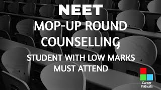 NEET 15% and State 85% Mop-up round counselling process thumbnail