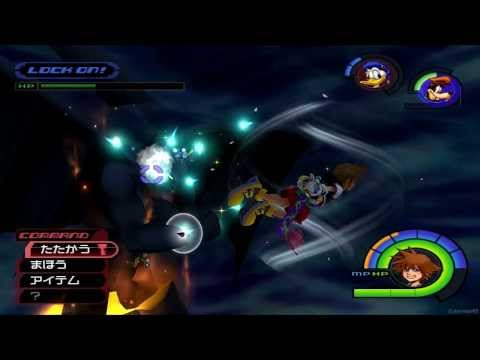 Kingdom Hearts: Final Mix - [Proud - Part 19 ~ End of the World 2/3 - Chernabog]
