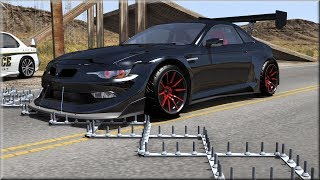 BeamNG Drive Scrapped Clips Outtakes #23