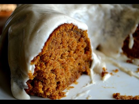 Pumpkin Spice Buttermilk Cake With Cinnamon Cream Cheese Frosting | Cozycakes Cottage