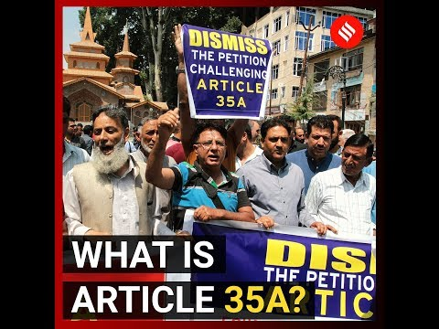 What is Article 370 and 35A in Jammu and Kashmir: All you Need to