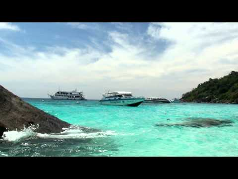Similan Islands koh4 (Miang)