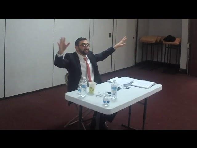 Women's Day of Learning - Rabbi Yaakov Moskowitz