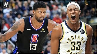 Los Angeles Clippers vs Indiana Pacers - Full Game Highlights | December 9 | 2019-20 NBA Season