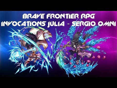 Brave Frontier Julia