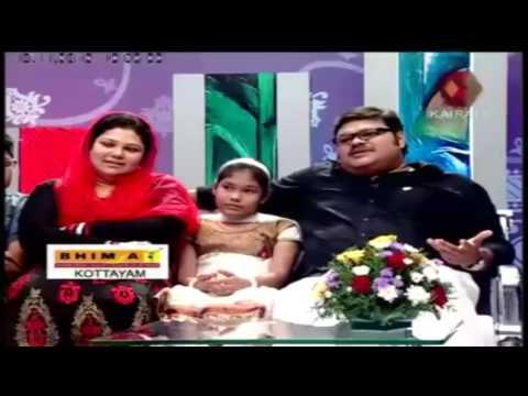 Manassiloru Mazhavillu: Actor Raja Sahib & Rani