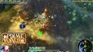 Prime World - Обзор героя Маска