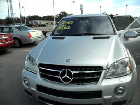 2007 Mercedes-Benz ML63 AMG For Ross Murray from Stevenson Hyundai