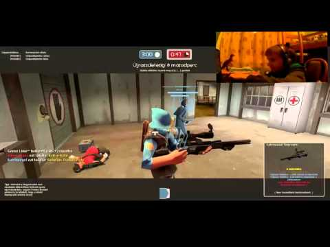 Team Fortress 2 - Utálom a pyrot! । Powergen। 1#।
