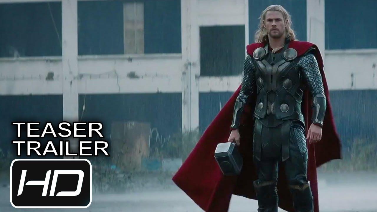 Thor: Un Mundo Oscuro - Teaser Trailer Español Latino - HD