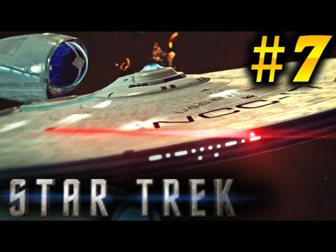 Star Trek: the Video Game Part 7 Walkthrough - Starship Enterprise Battle