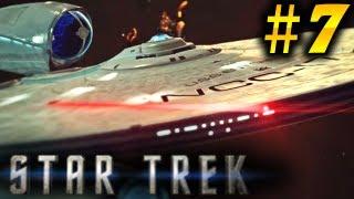 Star Trek: the Video Game Part 7 Walkthrough - Starship Enterprise Battle