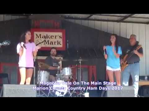 Magnolia Vale on the Marion County Country Ham Days Main Stage