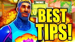 COMMENT GAGNER CHAQUE 1V1 FIGHT IN FORTNITE TIPS AND TRICKS! COMMENT S'AMÉLIORER À FORTNITE PRO CONSEILS!