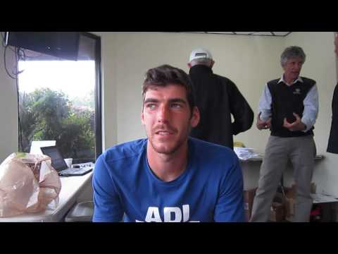 Interview with Gerald Melzer Tallahassee Challenger 2013