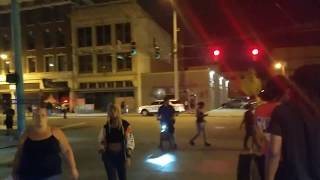 Dayton PD Fight with Black Youth at Greater Dayton RTA Bus Hub (4th of July Post Fireworks)