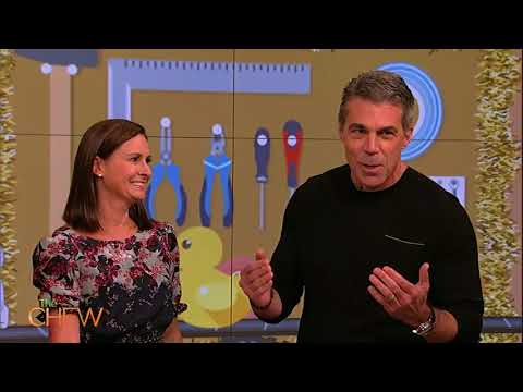 Chris Fowler on College GameDay | The Chew