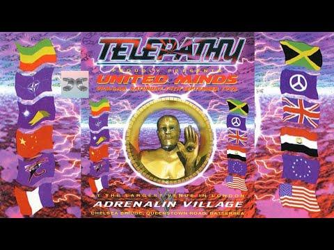 Nicky Blackmarket + Stevie Hyper D Telepathy 96