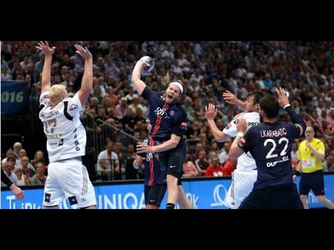 Füchse Berlin vs Paris SG Handball IHF Super Globe 2016 Finale