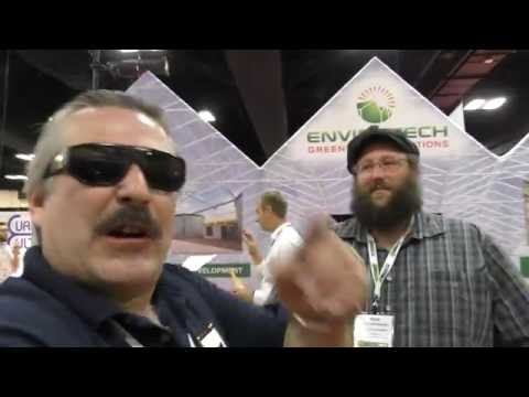 Cannabis Business Summit - Envirotech Greenhouse Solutions