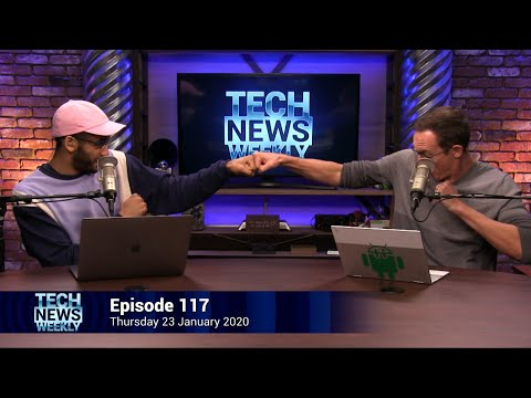 Who Hacked Bezos's iPhone? - Tech News Weekly 117