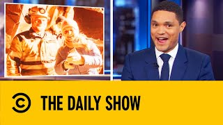 Trevor Noah Restores Your Faith In Humanity | The Daily Show With Trevor Noah