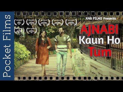 Ajnabi Kaun Ho Tum - Hindi Drama Short Film   When a girl allows a stranger to stay in her house