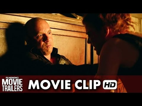 "The Last Witch Hunter Official Movie Clip ""Wake Up"" (2015) - Vin Diesel [HD]"