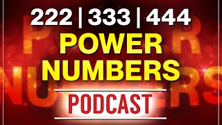222 333 444 - Law of Attraction Power Numbers