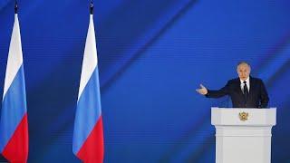 Путин: не нужно переходить «красную черту»