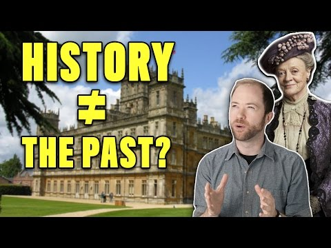 What's The Difference Between History and The Past?