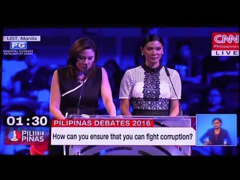 Vice Presidential debate 2016 - round 1
