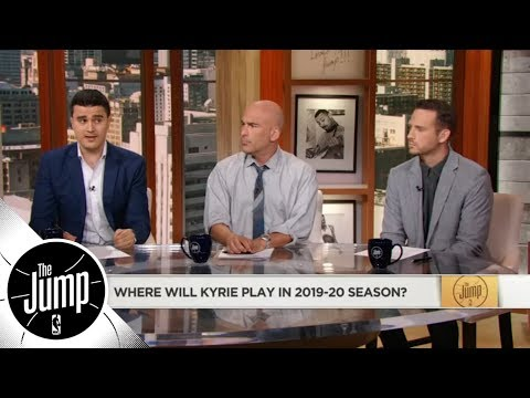 Will Kyrie Irving and Jimmy Butler team up on the Knicks in 2019/20? | The Jump | ESPN