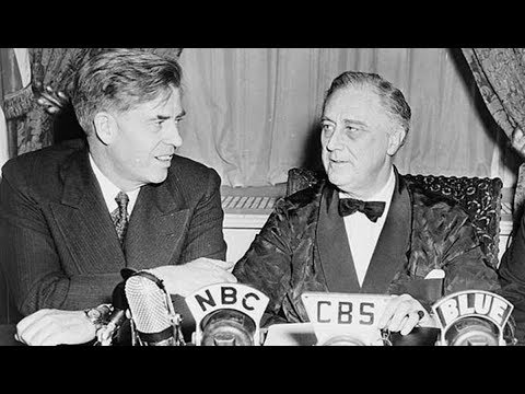 Undoing the New Deal: The 1944 Coup Against VP Henry Wallace