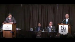 Trinity Debate: James White vs. Iglesia Ni Cristo (breaks edited out)