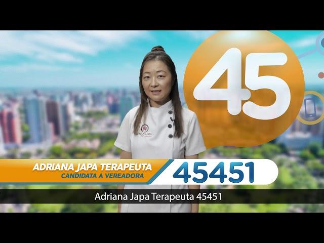 VEREADORES PSDB 45