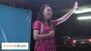 Hannah Yeoh: If Mahathir & Anwar Are Willing To Pay The Price, We Must Also Pay Some Kind Of Price