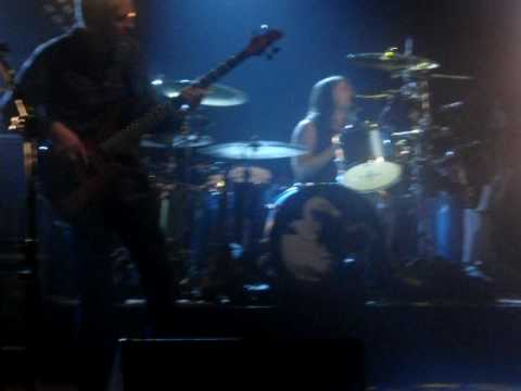 Them Crooked Vultures, Clip Of Reptiles HD Hammersmith Apollo 17/12/2009