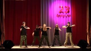 студия современного танца Top Styles 23 февраля 2013