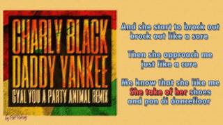 Charly Black   Gyal You A Party Animal ft  Daddy Yankee Instrumental
